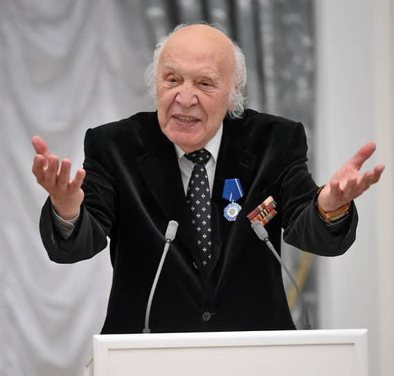 Виктор Балашов в 2015 году