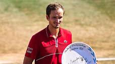 Даниил Медведев выиграл теннисный турнир АТР на Мальорке