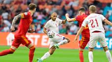Дания разгромила Уэльс и вышла в 1/4 финала Евро-2020