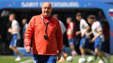 Черчесов: новое поколение российских футболистов не созрело для  чемпионата Европы