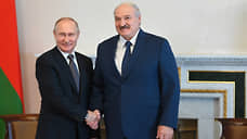 Переговоры Путина и Лукашенко продлились дольше пяти часов
