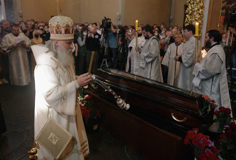 Петр Мамонов умер 15 июля