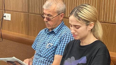 Суд отправил в СИЗО обвиняемую в ДТП в Москве с двумя погибшими детьми