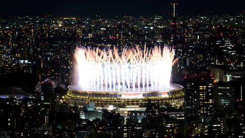 В Токио проходит церемония открытия Олимпиады