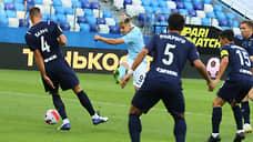 «Нижний Новгород» обыграл «Сочи» в дебютном матче в РПЛ