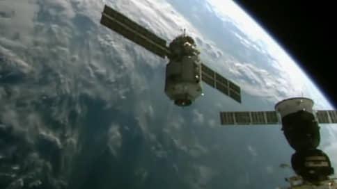 Модуль Наука пристыковался к МКС