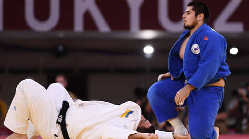 Дзюдоист Башаев выиграл бронзу Олимпиады