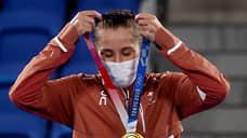 Швейцарская теннисистка Бенчич выиграла Олимпиаду
