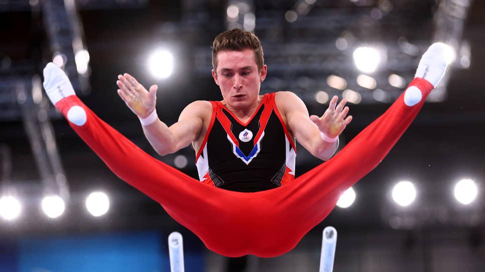 Российский спортсмен Давид Белявский