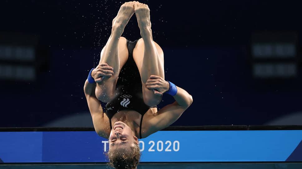 Российская спортсменка Юлия Тимошинина