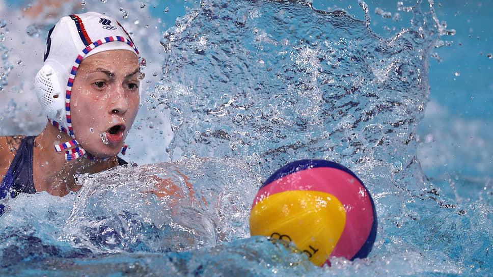 Российская спортсменка Екатерина Прокофьева