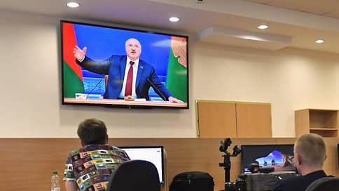 Лукашенко: Белоруссия не подталкивает миграционные потоки в ЕС