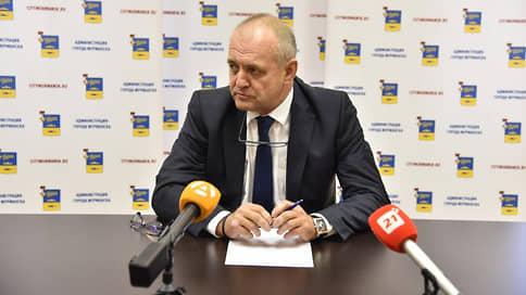 Мэр Мурманска Сысоев намерен уйти в отставку