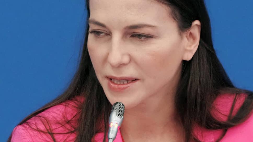 Наталья Починок в 2019 году