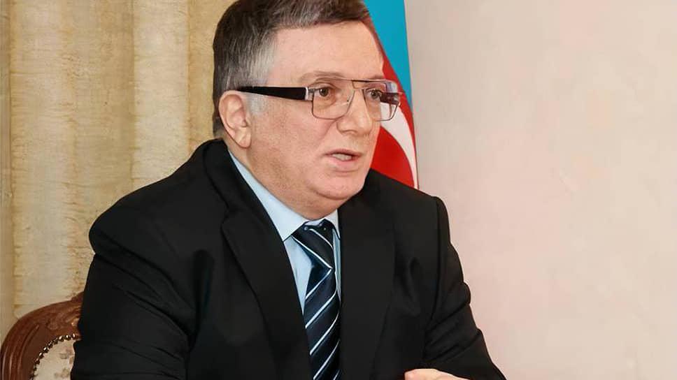 Исфандияр Вахабзаде