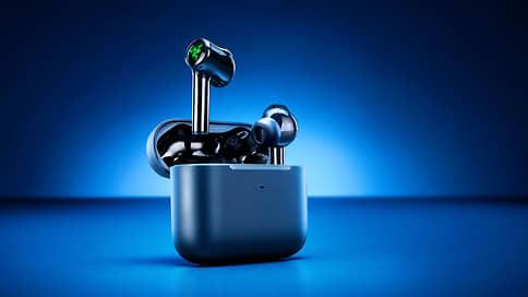 Razer представила беспроводные наушники с подсветкой и шумоподавлением