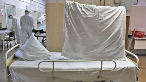 В России обновлен суточный рекорд по смертям от коронавируса