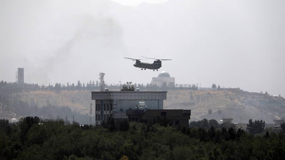 Талибы вошли в Кабул - Новости – Мир – Коммерсантъ