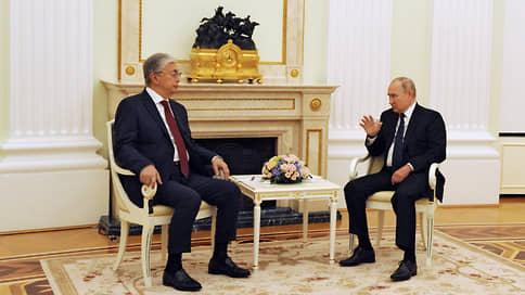 Путин в понедельник обсудит ситуацию в Афганистане с лидерами ОДКБ