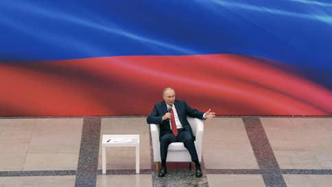 Путин предложил выплатить по 10 тыс. рублей пенсионерам и по 15 тыс. рублей военным