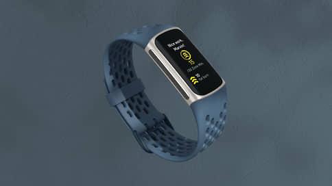 Fitbit представила новый фитнес-браслет Charge 5