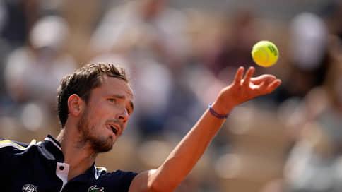 Медведев занял 7-е место в рейтинге самых высокооплачиваемых теннисистов мира