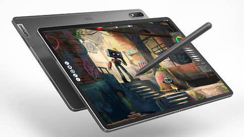 Lenovo представила флагманский планшет Tab P12 Pro