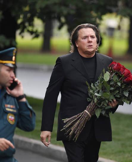 Генеральный директор «Первого канала» Константин Эрнст