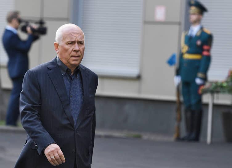 Генеральный директор корпорации «Ростех» Сергей Чемезов