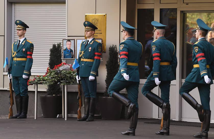 Мероприятие прошло в здании Национального центра управления в кризисных ситуациях министерства на улице Ватутина
