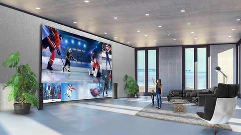 LG сделала 325-дюймовый телевизор за $1,7 млн