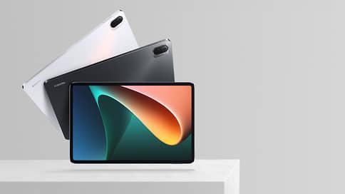 Xiaomi показала новый планшет Pad5