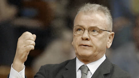 Умер бывший главный тренер баскетбольных клубов ЦСКА и «Динамо» Душан Ивкович