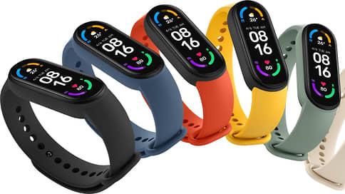 Xiaomi обновила фитнес-браслет Mi Smart Band 6