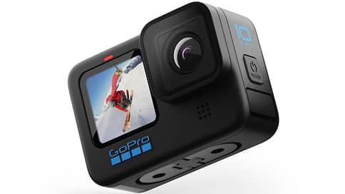GoPro анонсировала новую экшен-камеру Hero 10 Black