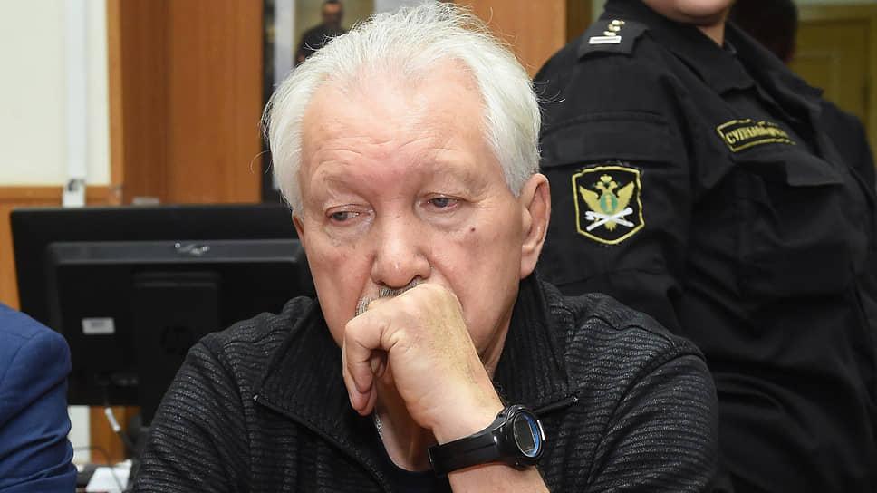 Владимир Торлопов в 2016 году
