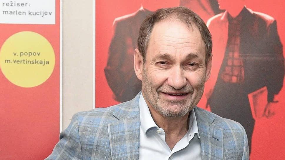 Леонид Богуславский в 2019 году