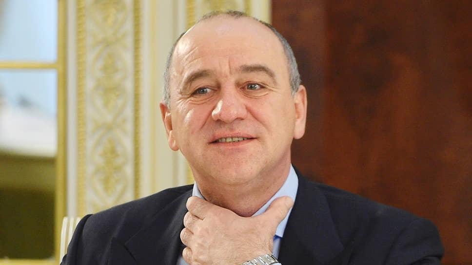 Рашид Темрезов в 2018 году