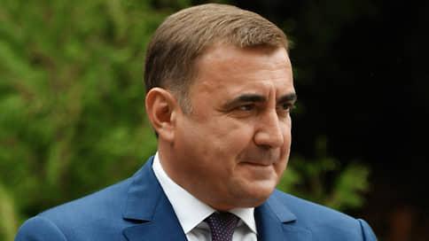 Дюмин лидирует на выборах губернатора Тульской области
