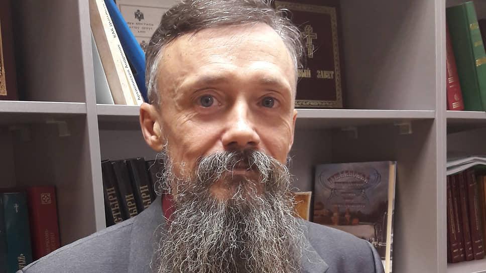 Олег Сыромятников в 2018 году