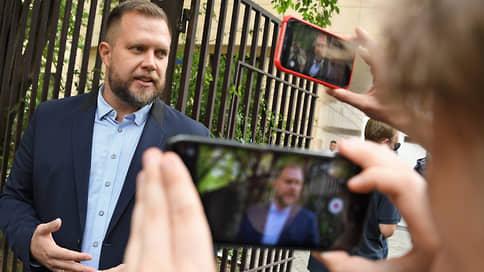 Суд снизил срок ограничения свободы экс-сотруднику ФБК Ляскину на два месяца