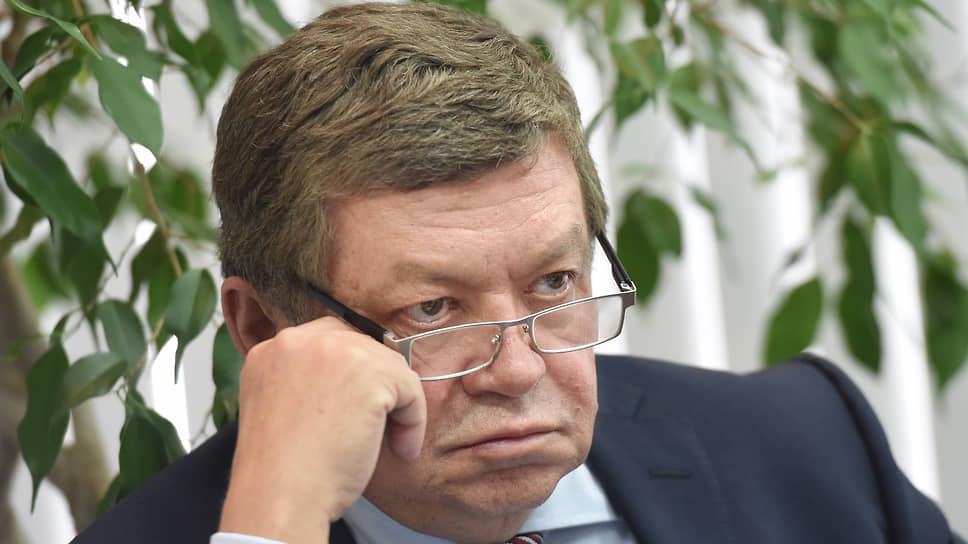 Руслан Гринберг в 2017 году
