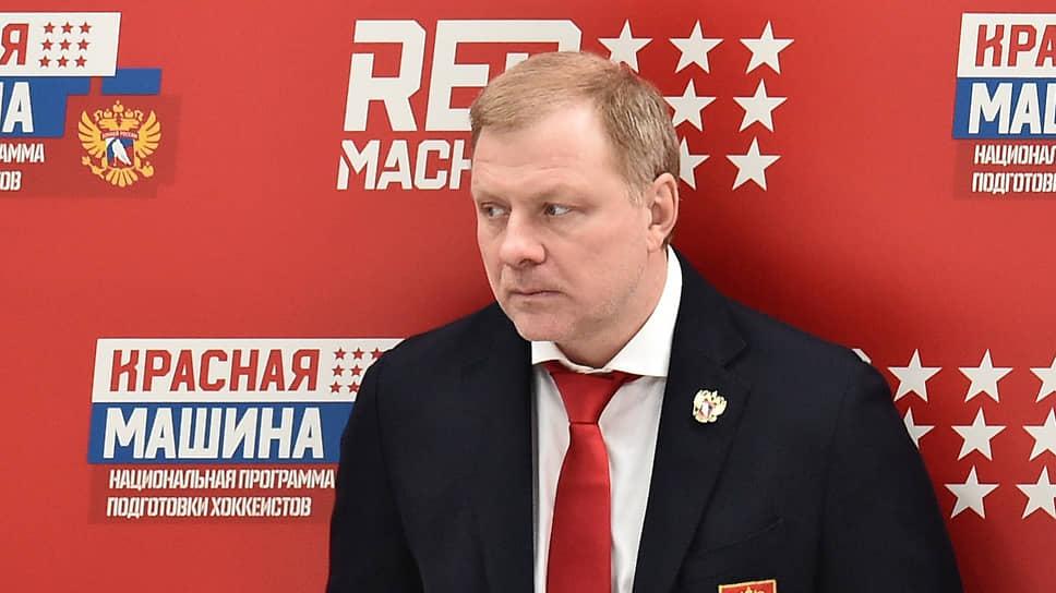 Алексей Жамнов в 2019 году