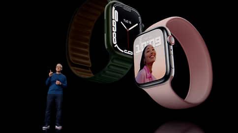 Apple назвала стоимость Watch Series 7 в России