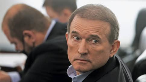 СБУ заподозрила Виктора Медведчука в госизмене из-за поставок угля из ДНР и ЛНР