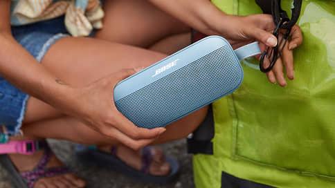 Bose представила новую беспроводную колонку SoundLink