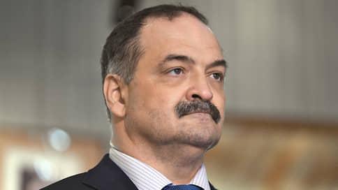 Сергей Меликов избран главой Дагестана