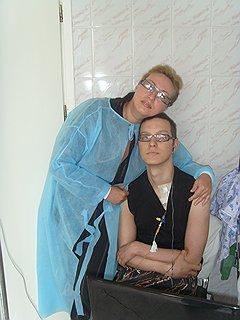 Наталья Климова и ее сын Артем. После смерти сына Наталья Юрьевна живет надеждой — стать бабушкой с помощью сурмамы