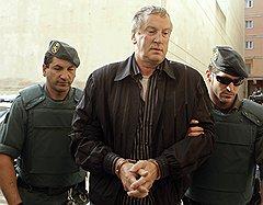 Геннадий Петров во время ареста. Эксперты уверяют, что «Василич» — долларовый миллиардер