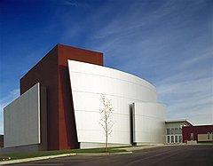 Центр искусств, Цюрих, Швейцария